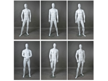 Fiberglass mannequin - Full body male 1#