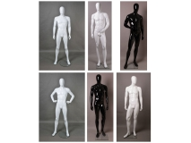 Fiberglass mannequin - full body male 3#