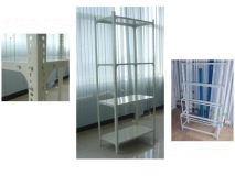 slot angle shelving
