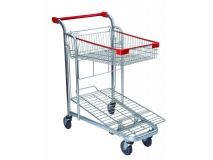 Double-deck Cargo Trolley