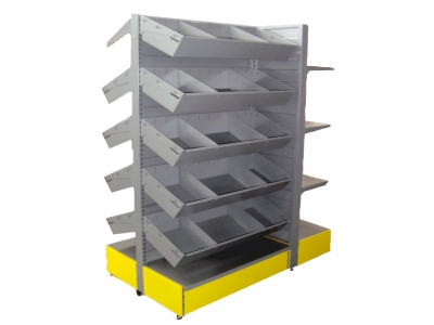 Tool Cage Shelving